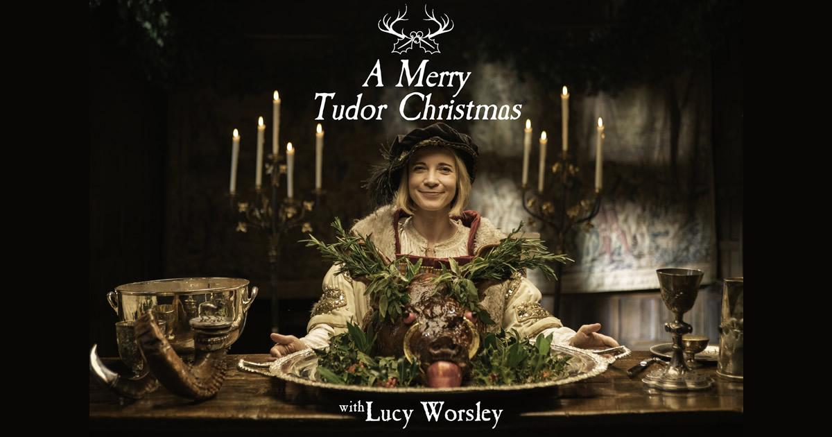 Tudor Christmas_Holder